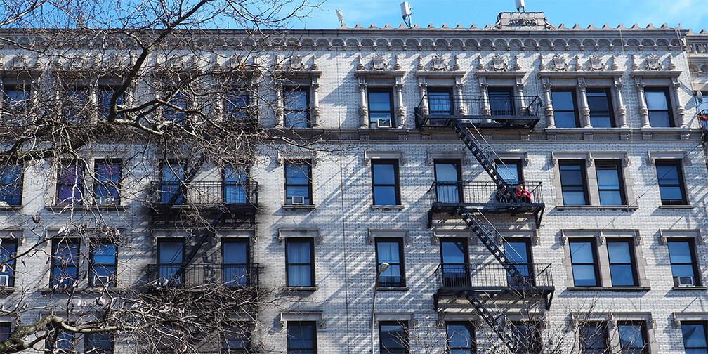 Cómo la distancia social va condicionando la interacción en espacios públicos de Upper Manhattan