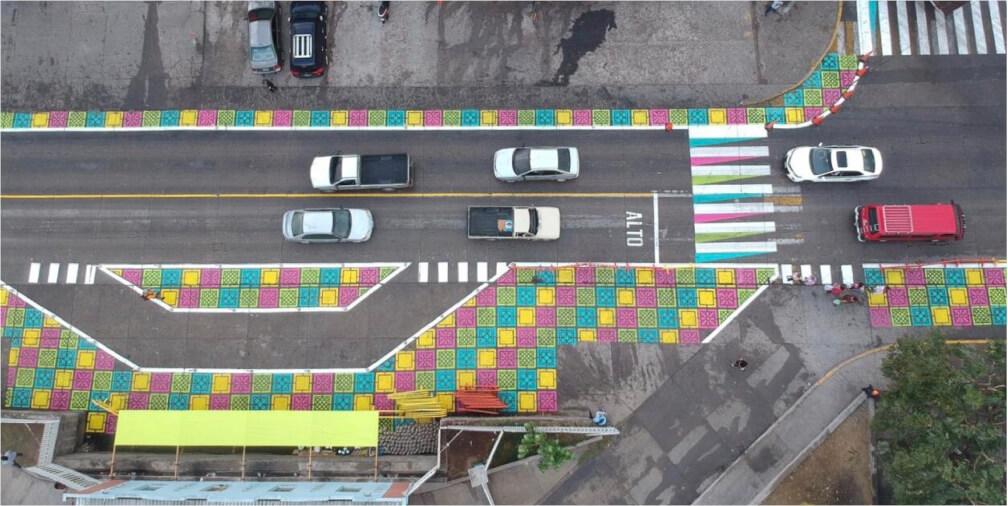 ¿Cómo el urbanismo táctico puede apoyar un plan de movilidad? El caso de Comayagua, Honduras