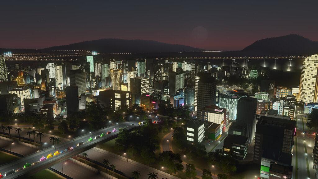 Videojuego Cities Skylines