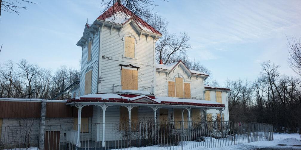 El patrimonio arquitectónico de Quebec: herencia cultural en extinción