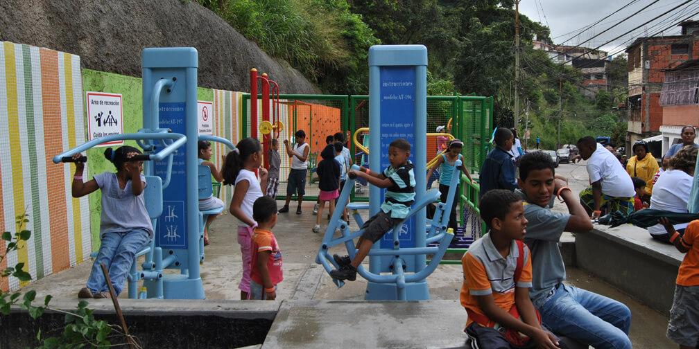 Parques de Bolsillo: Aprovechando hasta la última esquina