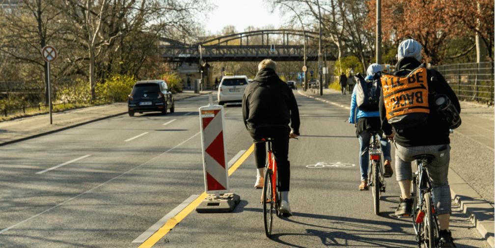 Diseñando las calles en pandemia: ¿Qué viene después de lo temporal?