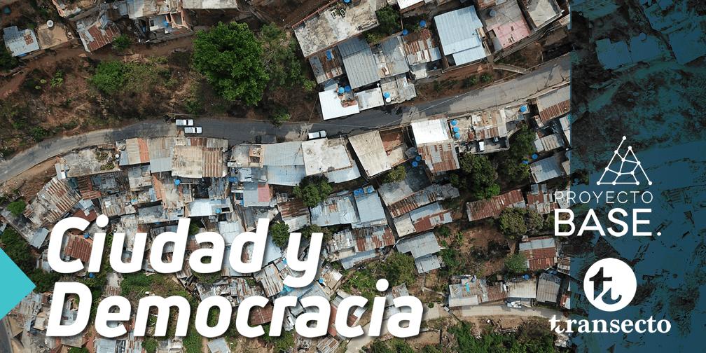 [Video] Ciudad y Democracia: La importancia de aparecer en un mapa
