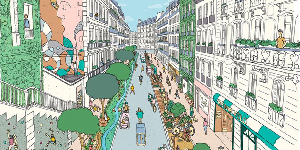 El crono-urbanismo: las ciudades le ponen minutos a su calidad de vida