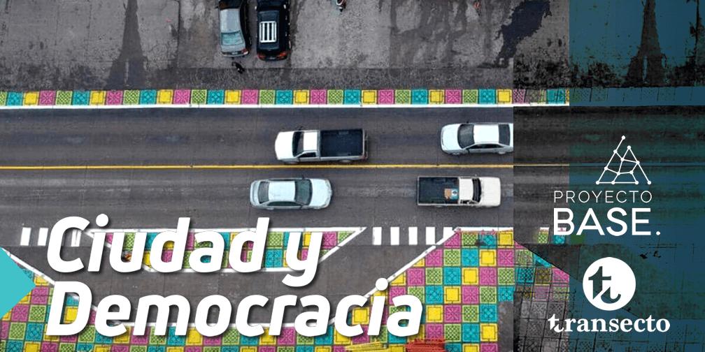 [Video] Ciudad y Democracia: Intervenciones a corto plazo para cambios a largo plazo