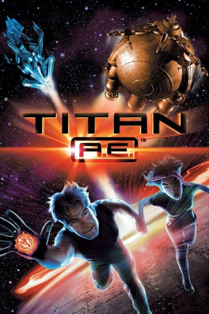 Titan A.E. Movie
