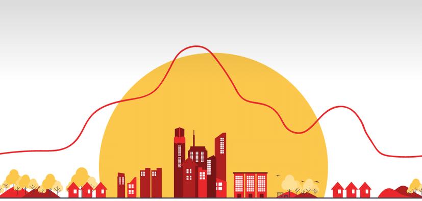 ¿Qué son las islas de calor urbano?
