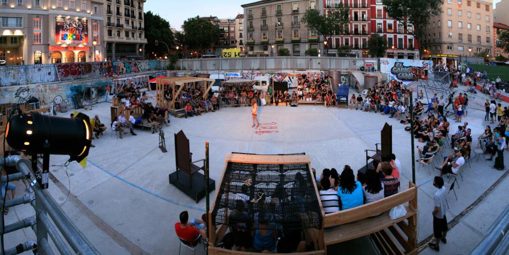 La ciudadanía en acción: el modelo de autogestión de espacios públicos de Madrid