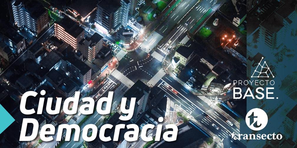 [Video] Ciudad y Democracia: Ciudades inteligentes ¿oportunidad o amenaza para la democracia?