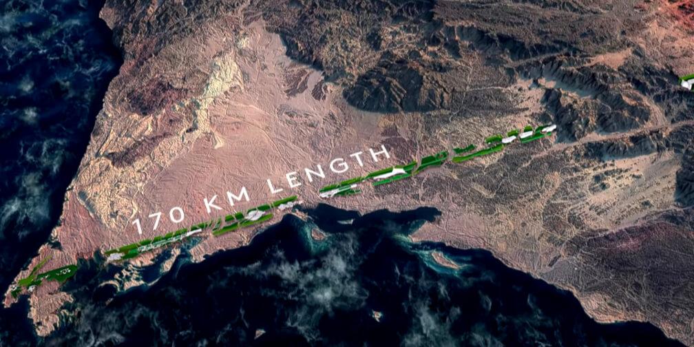 Reviviendo la ciudad lineal en el desierto saudí ¿espejismo o realidad?
