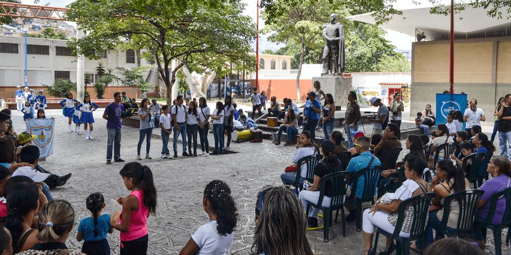 Rescatando espacios públicos de la violencia, más allá de la intervención física