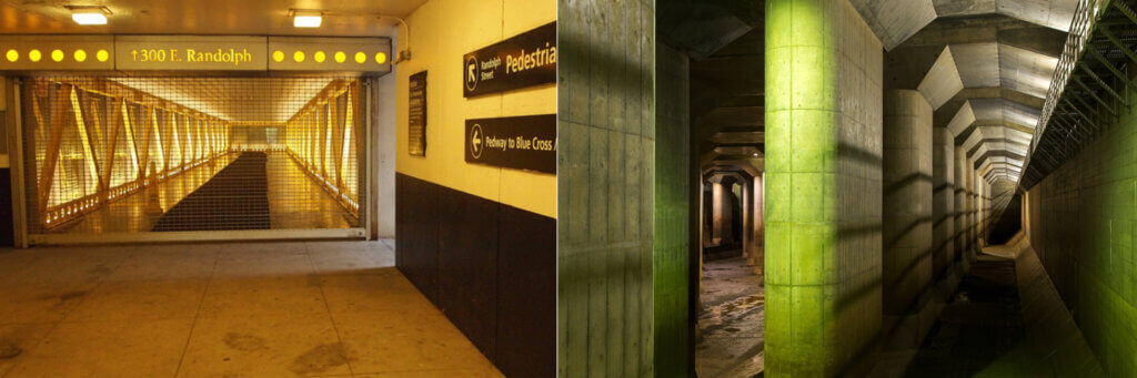 Subterranean city risks
