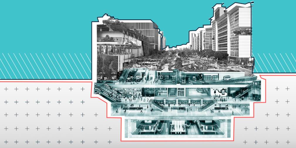 Ciudades subterráneas: ampliando las fronteras urbanas