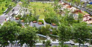 Chulalongkorn Centenary Park